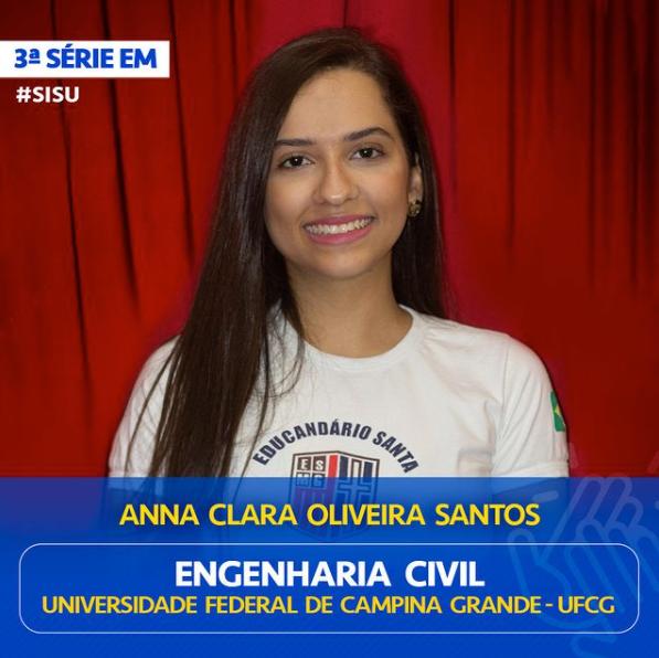 Anna Clara Oliveira Santos