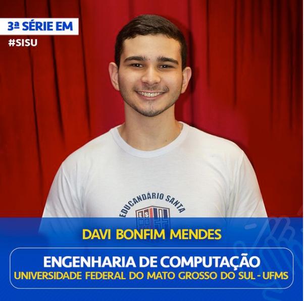 Davi Bonfim Mendes