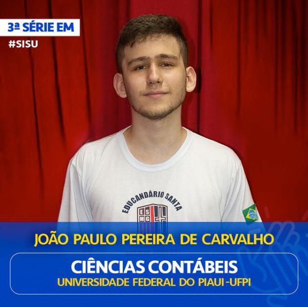 Joo Paulo Pereira de Carvalho