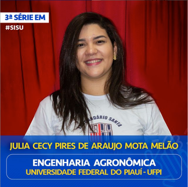 Julia Cecy Pires de Araujo Mota Melo