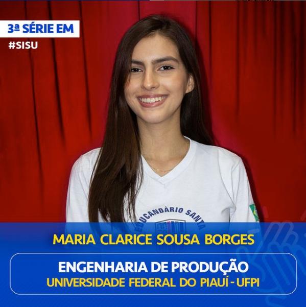 Maria Clarice Sousa Borges