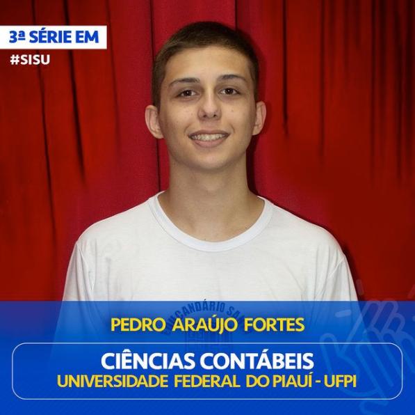 Pedro Araujo Fortes