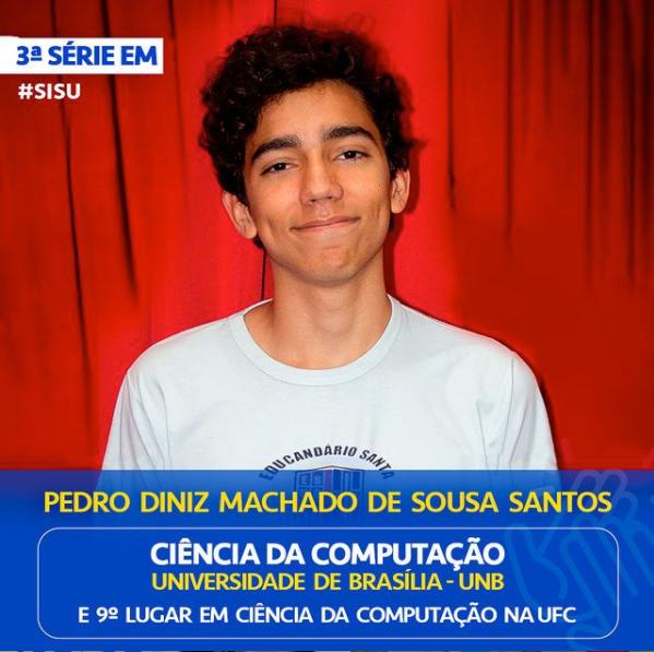 Pedro Diniz Machado de Sousa Santos