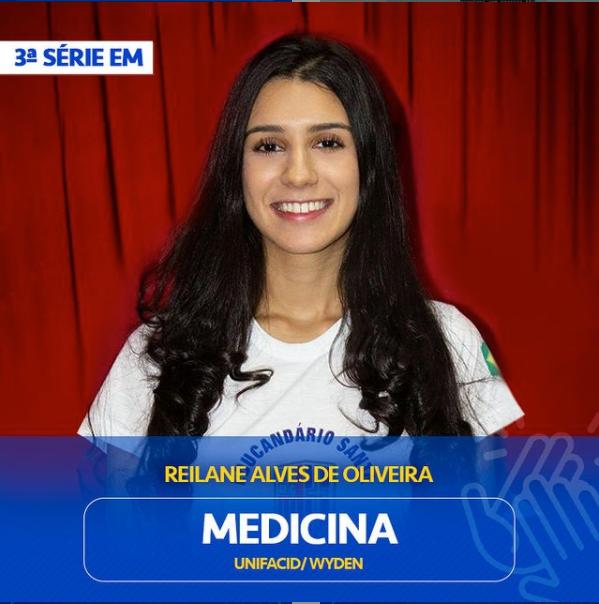 Reilane Alves de Oliveira