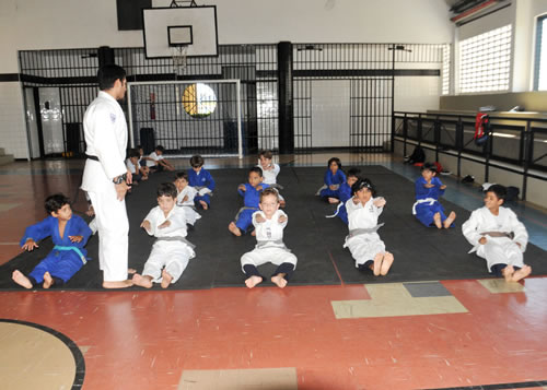 Ginasio Esportivo - Judo