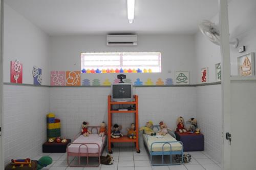 Sala de Repouso