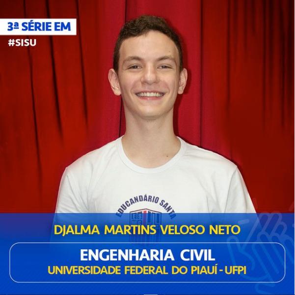 Djalma Martins Veloso Neto