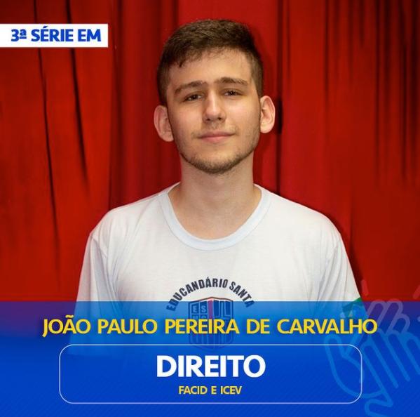 Joao Paulo Pereira de Carvalho
