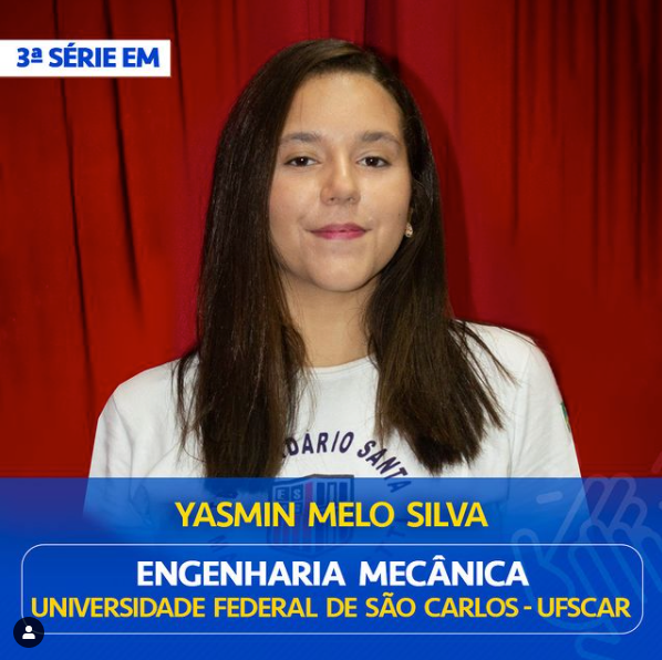 Yasmin Melo Silva